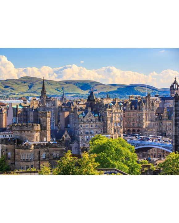 Lais Puzzle - Edinburgh - 500 & 1.000 Teile