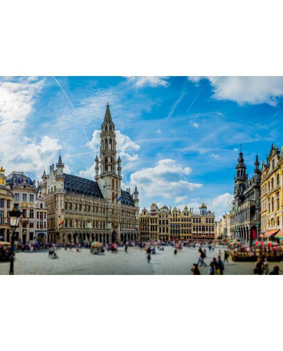 Lais Puzzle - Brüssel - 500 & 1.000 Teile