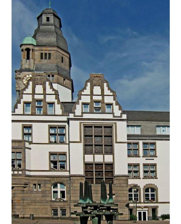 Lais Puzzle - Altes Rathaus Gladbeck - 500 & 1.000 Teile