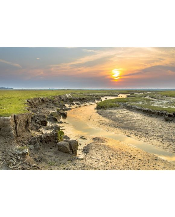 Lais Puzzle - Gezeitenkanal Sumpfgebiet Ameland - 500 & 1.000 Teile
