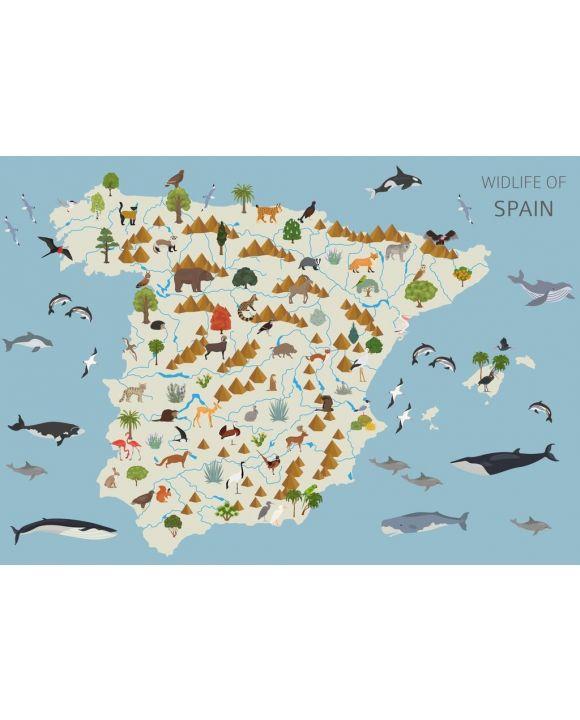 Lais Puzzle - Spaniens Tierleben - 500 & 1.000 Teile