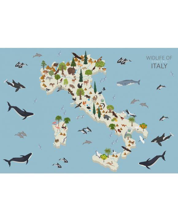 Lais Puzzle - Tierleben Italiens - 500 & 1.000 Teile