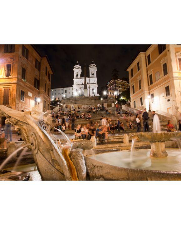 Lais Puzzle - Spanische Treppe in Rom - 1.000 Teile