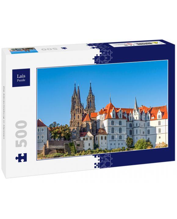 Lais Puzzle - Die Albrechtsburg in Meissen - 500 Teile