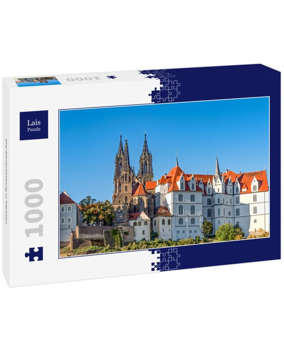 Lais Puzzle - Die Albrechtsburg in Meissen - 1.000 Teile