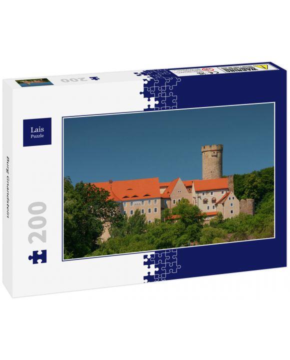 Lais Puzzle - Burg Gnandstein - 200 Teile