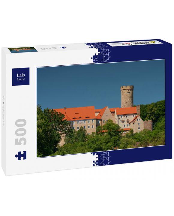 Lais Puzzle - Burg Gnandstein - 500 Teile