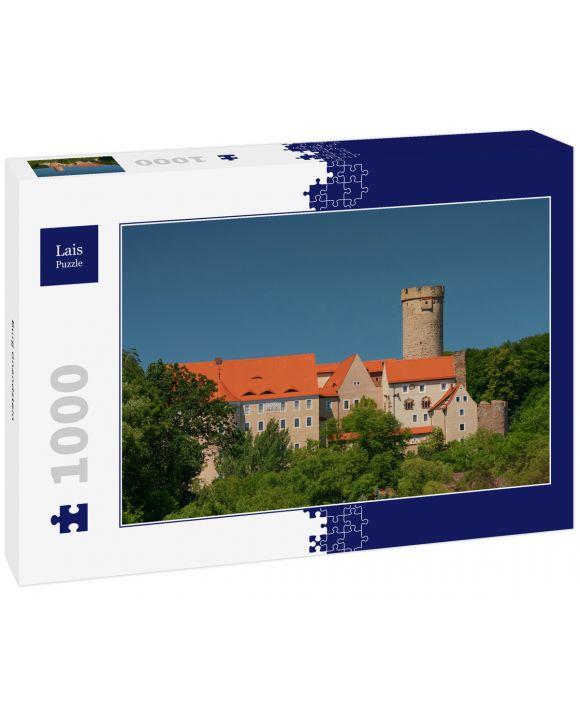 Lais Puzzle - Burg Gnandstein - 1.000 Teile