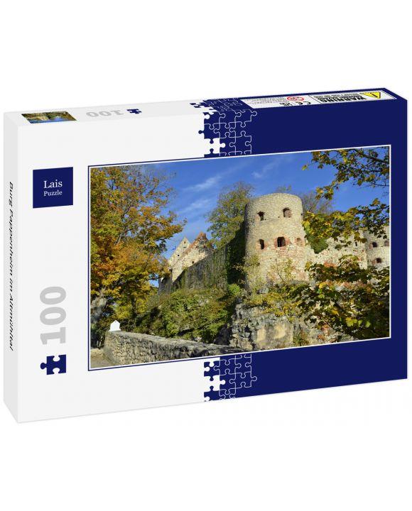 Lais Puzzle - Burg Pappenheim im Altmühltal - 100 Teile