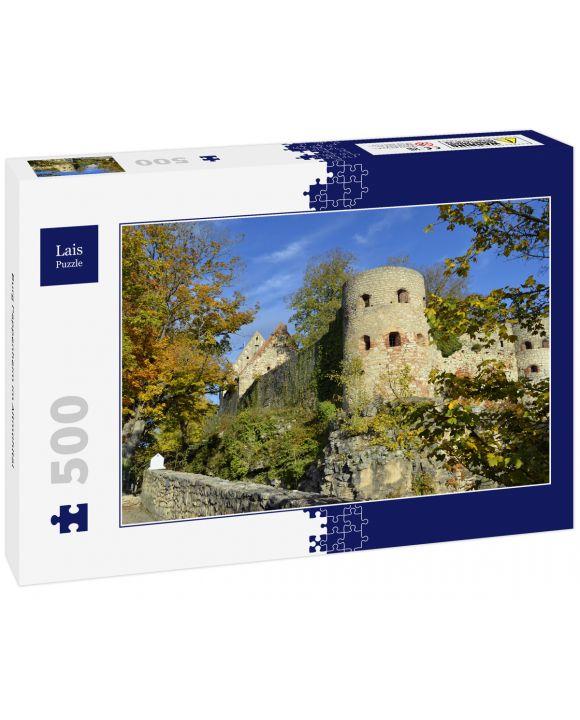 Lais Puzzle - Burg Pappenheim im Altmühltal - 500 Teile