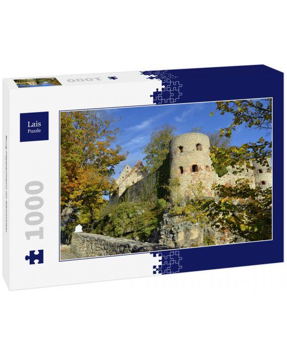 Lais Puzzle - Burg Pappenheim im Altmühltal - 1.000 Teile