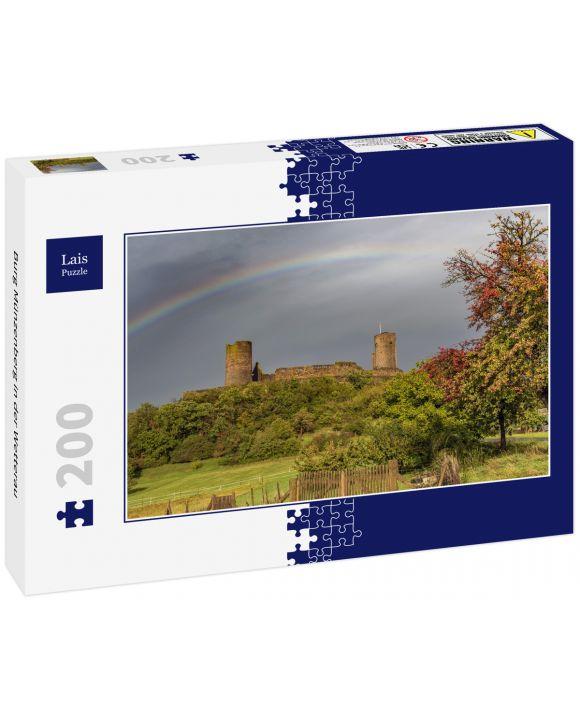 Lais Puzzle - Burg Münzenberg in der Wetterau - 200 Teile