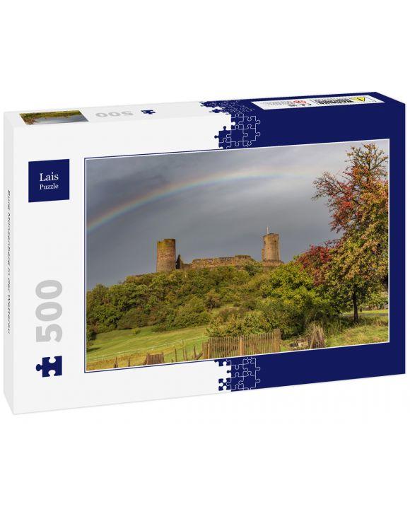 Lais Puzzle - Burg Münzenberg in der Wetterau - 500 Teile