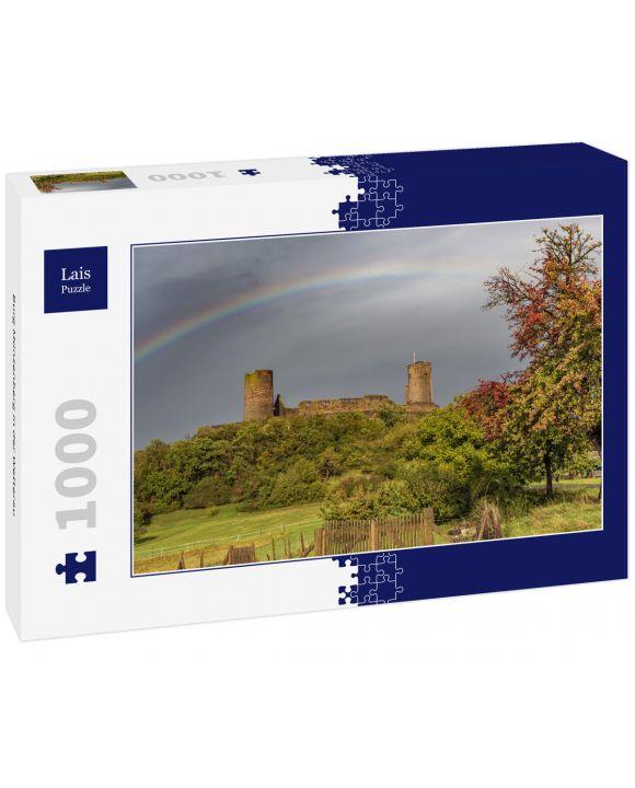 Lais Puzzle - Burg Münzenberg in der Wetterau - 1.000 Teile