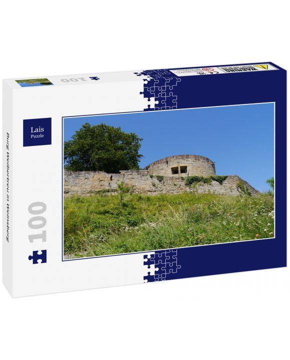 Lais Puzzle - Burg Weibertreu in Weinsberg - 100 Teile