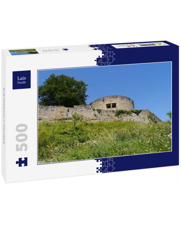 Lais Puzzle - Burg Weibertreu in Weinsberg - 500 Teile