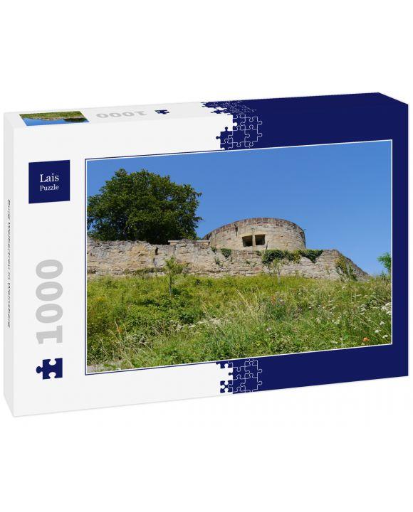 Lais Puzzle - Burg Weibertreu in Weinsberg - 1.000 Teile
