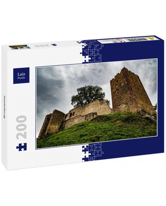 Lais Puzzle - Kastelburg - 200 Teile