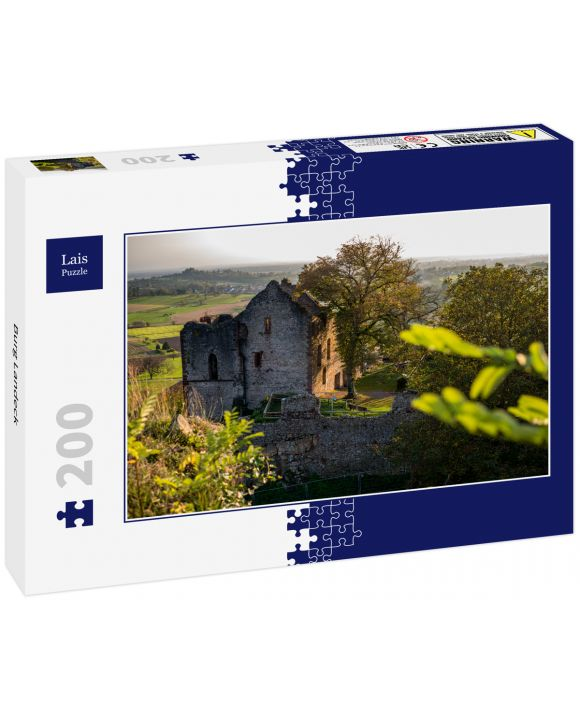 Lais Puzzle - Burg Landeck - 200 Teile