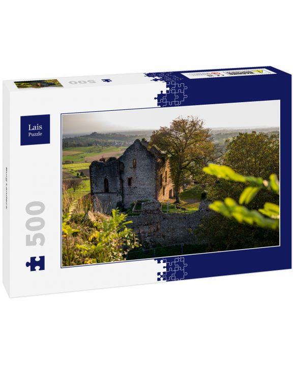 Lais Puzzle - Burg Landeck - 500 Teile
