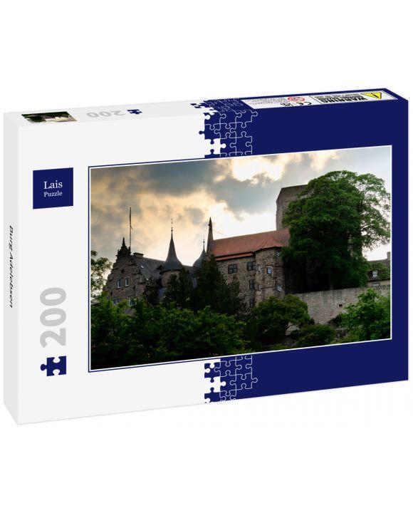 Lais Puzzle - Burg Adelebsen - 200 Teile