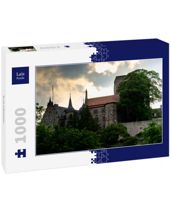 Lais Puzzle - Burg Adelebsen - 1.000 Teile