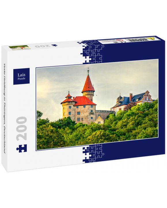 Lais Puzzle - Veste Heldburg in Thüringen, Deutschland - 200 Teile