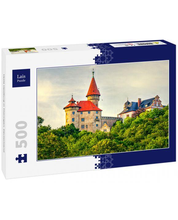Lais Puzzle - Veste Heldburg in Thüringen, Deutschland - 500 Teile