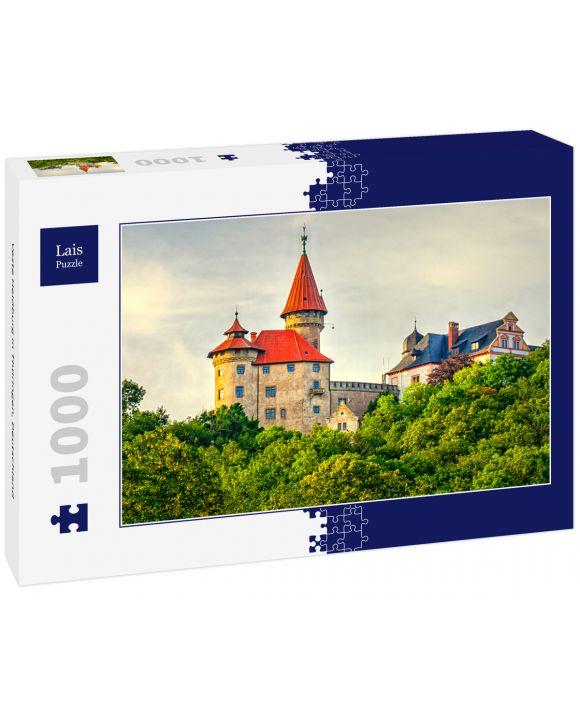 Lais Puzzle - Veste Heldburg in Thüringen, Deutschland - 1.000 Teile