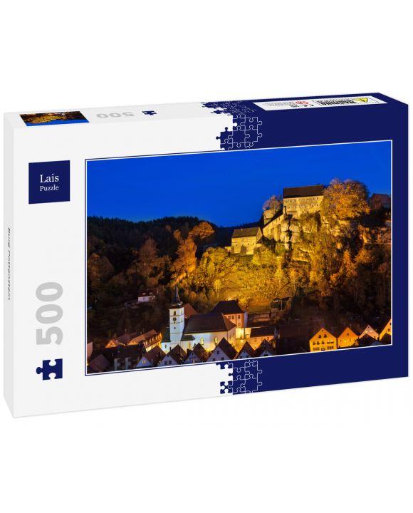 Lais Puzzle - Burg Pottenstein - 500 Teile