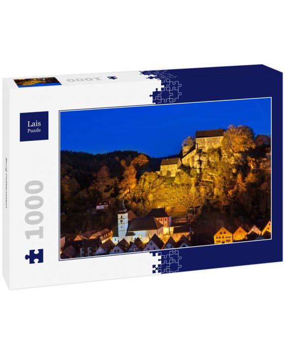 Lais Puzzle - Burg Pottenstein - 1.000 Teile