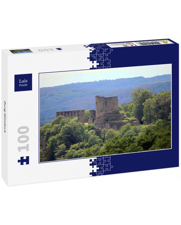 Lais Puzzle - Burg Windeck - 100 Teile