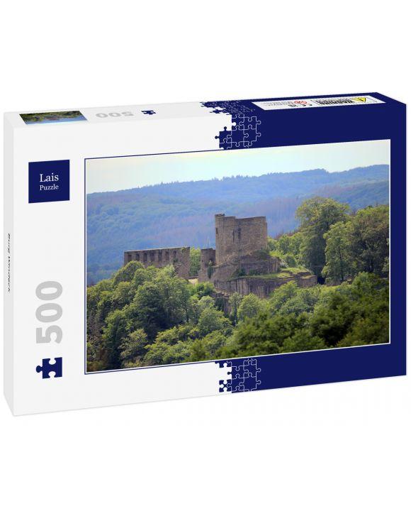 Lais Puzzle - Burg Windeck - 500 Teile