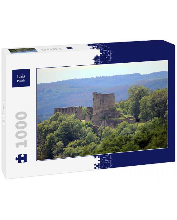 Lais Puzzle - Burg Windeck - 1.000 Teile
