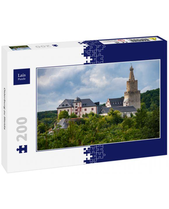 Lais Puzzle - Osterburg zu Weida - 200 Teile