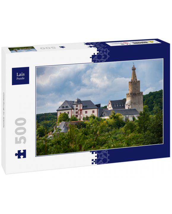 Lais Puzzle - Osterburg zu Weida - 500 Teile
