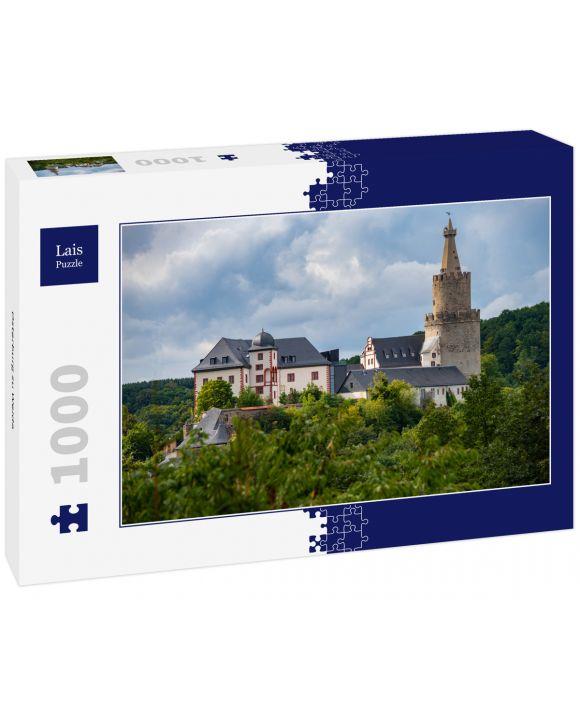 Lais Puzzle - Osterburg zu Weida - 1.000 Teile