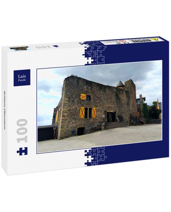Lais Puzzle - Schloss Oberstein - 100 Teile
