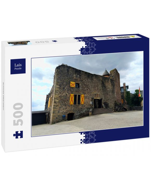 Lais Puzzle - Schloss Oberstein - 500 Teile