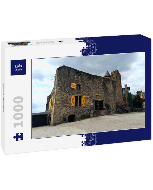 Lais Puzzle - Schloss Oberstein - 1.000 Teile