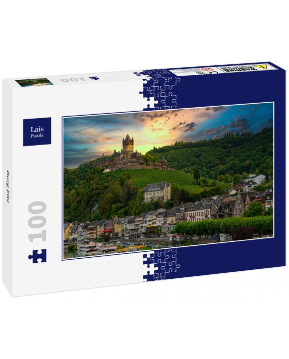 Lais Puzzle - Burg Eltz - 100 Teile