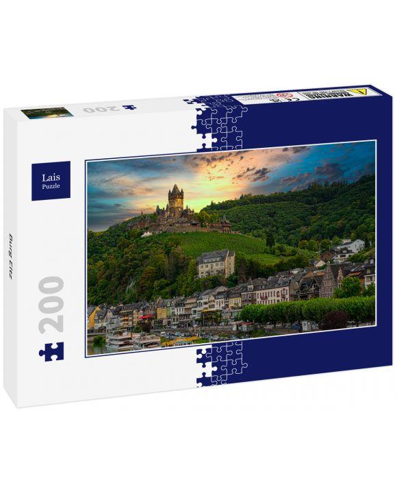 Lais Puzzle - Burg Eltz - 200 Teile