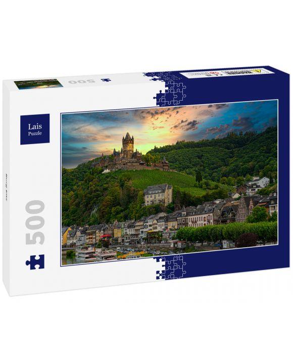 Lais Puzzle - Burg Eltz - 500 Teile