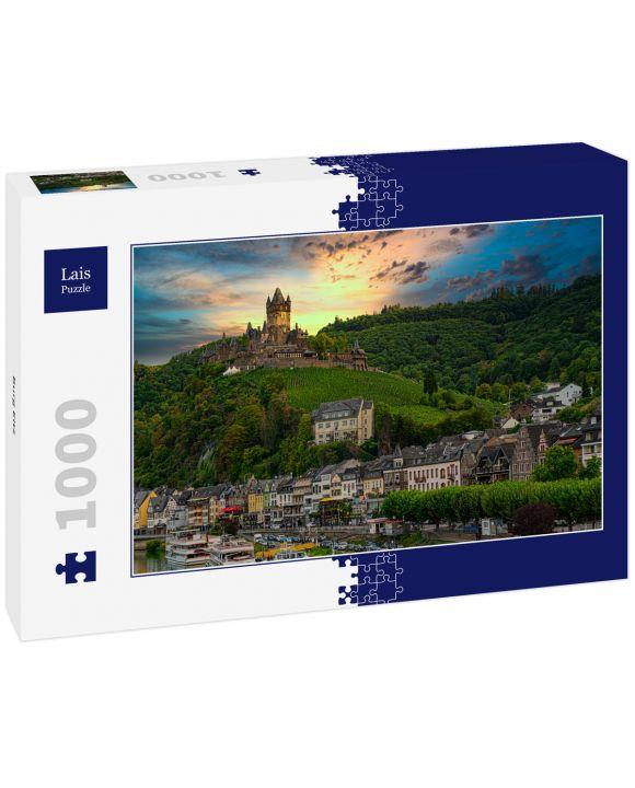 Lais Puzzle - Burg Eltz - 1.000 Teile