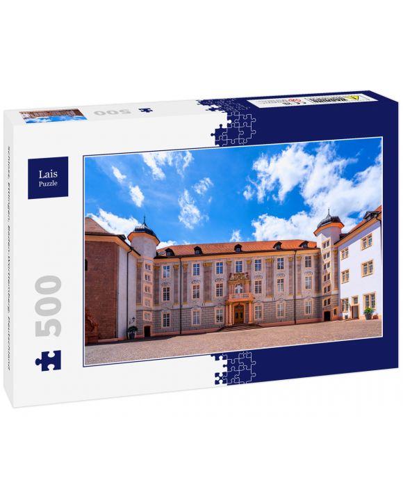 Lais Puzzle - Schloss, Ettlingen, Baden-Württemberg, Deutschland - 500 Teile