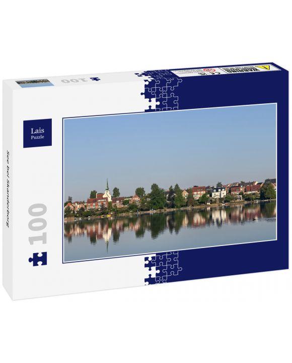 Lais Puzzle - See bei Skanderborg - 100 Teile