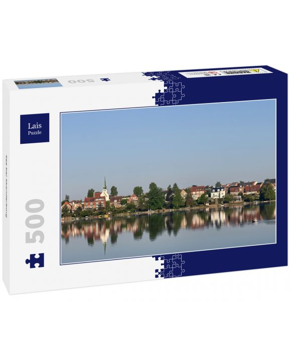 Lais Puzzle - See bei Skanderborg - 500 Teile