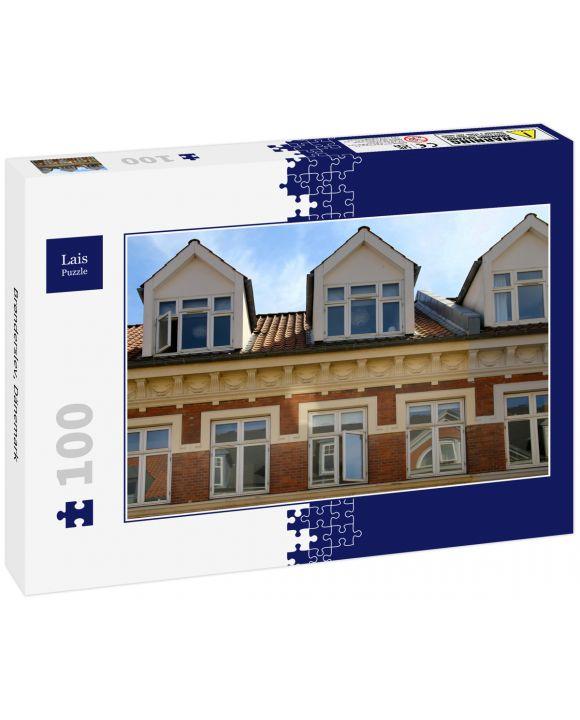 Lais Puzzle - Brønderslev,Dänemark - 100 Teile