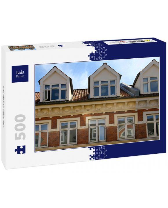 Lais Puzzle - Brønderslev,Dänemark - 500 Teile