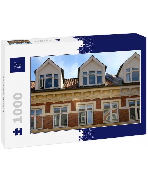 Lais Puzzle - Brønderslev,Dänemark - 1.000 Teile
